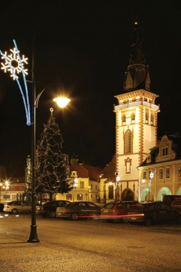 Royal Town of Chomutov