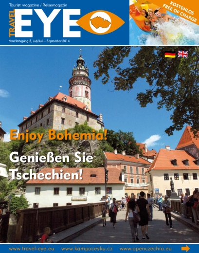 Travel EYE July - September 2014
