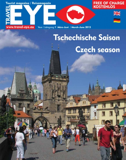 Travel EYE March - June 2015