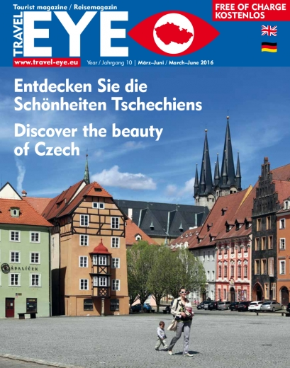 Travel EYE March - June 2016