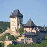 Karel IV. zve na svůj hrad