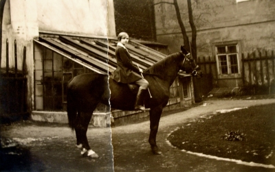 Nataša devoted to riding in her youth