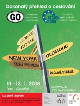 GO a Region Tour 2008
