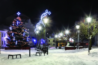 Christmas in Třešť