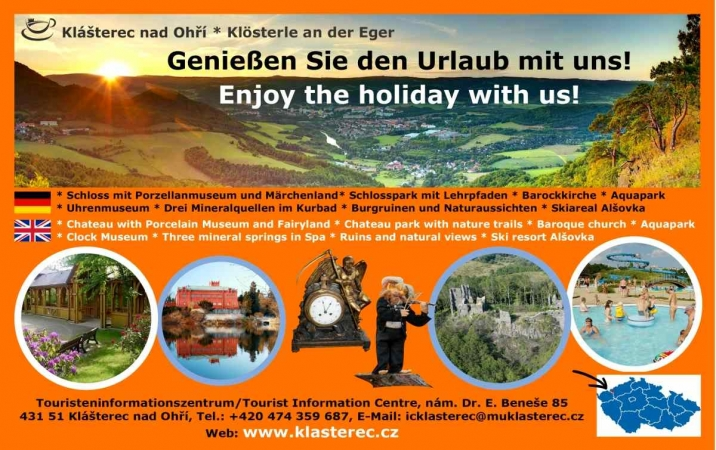 Enjoy the holiday with us!