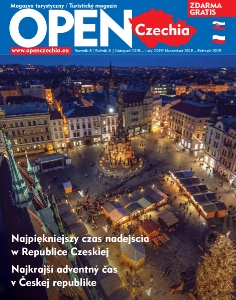 OPEN Czechia November 2018 - Február 2019