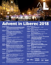 Advent in Liberec 2018