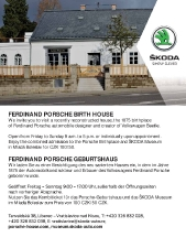 Ferdinand Porsche Birth House