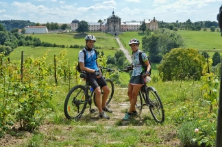 Tips for spring cycling trips in the Hradec Králové Region
