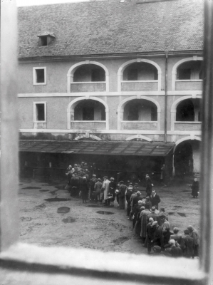 Terezín by the end of the war