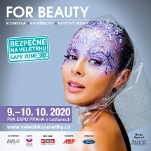 Soutěž FOR BEAUTY 2020
