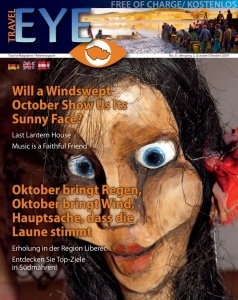 Travel EYE October 2009