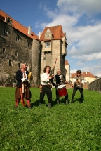 Strakonice – Full of Pipers