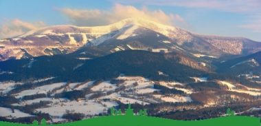 You Don't Have to Go to the Alps to Ski and Relax, Come to Beskydy and You Will Enjoy Yourselves!