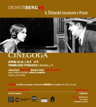 The CINEGOGUE cinema concert in the Spanish Synagogue