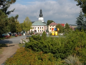 Žďár nad Sázavou – Two Faces of the Town