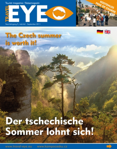 Travel EYE Juli - September 2011